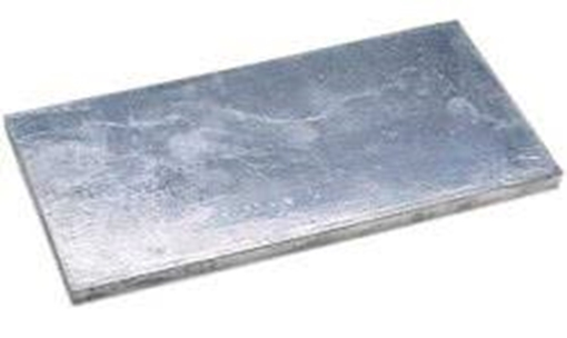 Picture of A-3X12 Zimar Bolt On Undrilled Plate Zinc