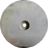 Picture of R-7S Zimar Round Plate Zinc