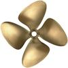 "Picture of Michigan Wheel Ambush 635405 14 x 18 1-1/4"" LH propeller"
