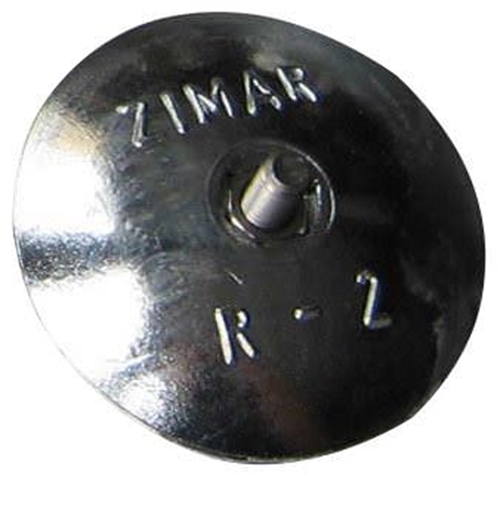 "Picture of R-2 2-15/16"" Zimar Rudder Zinc"