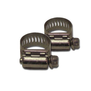 Picture for category Stainless Steel Miniature Worm Gear Clamps