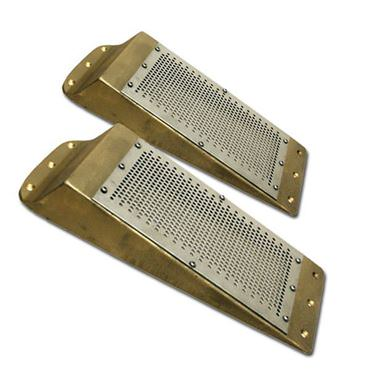 Picture for category Rectangular Scoop Strainers with Surface Mount Screens