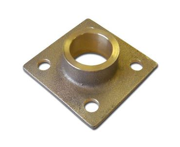 Picture for category Square Flange Bronze Rudder Bearing Flanges