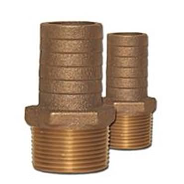 Picture for category Bronze Pipe to Hose Adapters