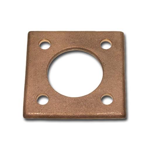 Picture of 00RPBP138  Rudder Port Backing Plates
