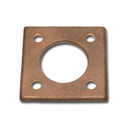 Picture of 00RPBP275  Rudder Port Backing Plates