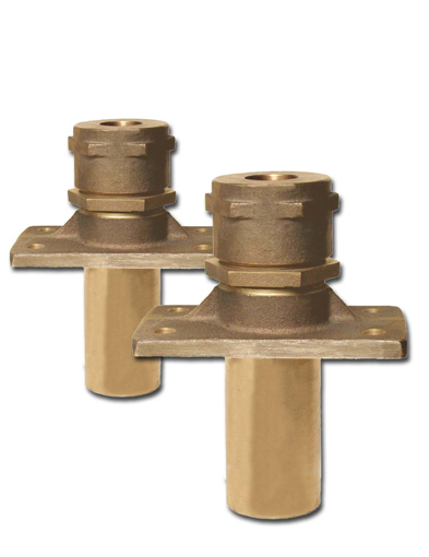 Picture of 290520M  Heavy Duty Straight Bore Rudder Ports