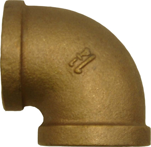 Picture of 00101037 90 Degree Bronze Elbows