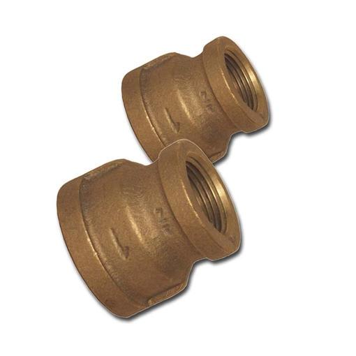 Picture of 00112100 Bronze Coupling Reducers