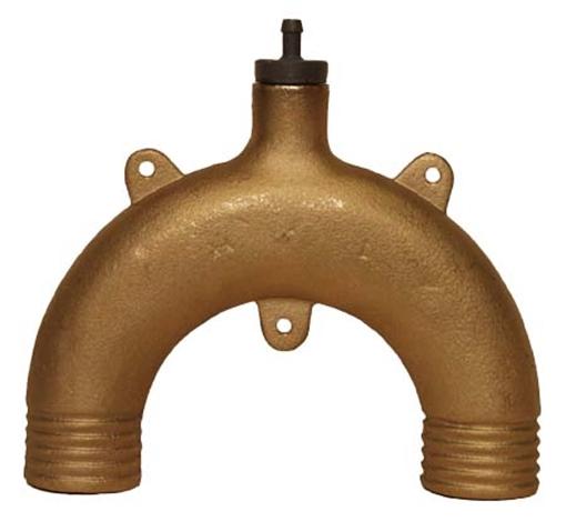 Picture of 00VL150 Buck Algonquin Bronze Vented Loop
