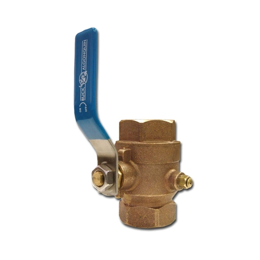 Picture of 00BBV100LP Bronze Low Profile Ball Valves