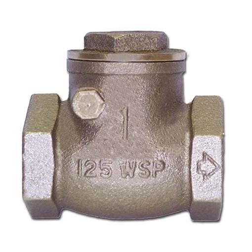 Picture of 00SCV100 Bronze Swing Check Valves