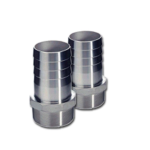 Picture of 70HN025 Stainless Steel Pipe to Hose Adapters