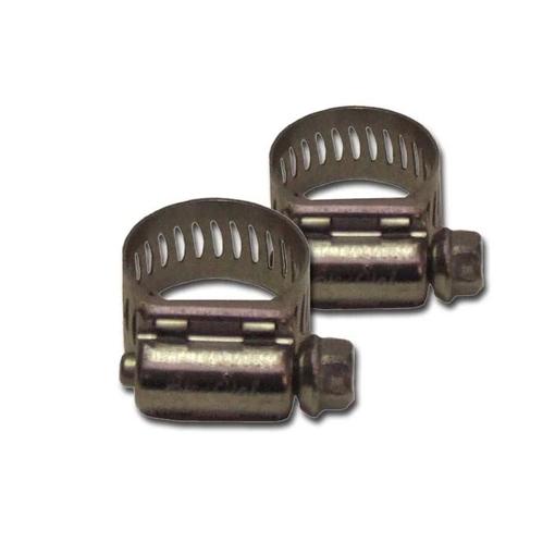 70MAH10C  Miniature Worm Gear Clamps