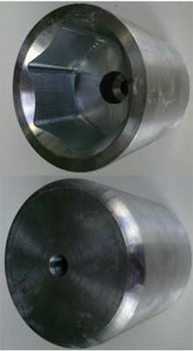 WP-112 Zimar Nut Zinc Anode