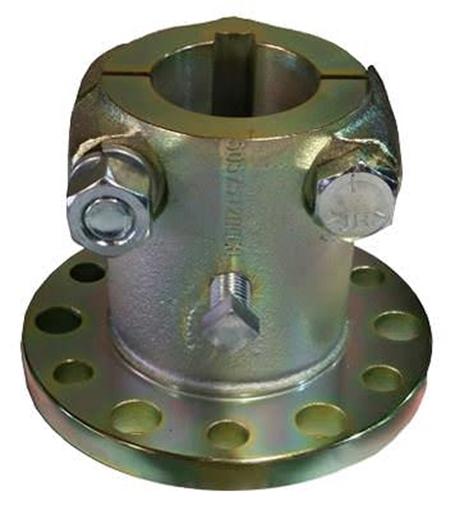 Picture of 50807ZF150 Split Buck Algonquin Marine Motor Coupling