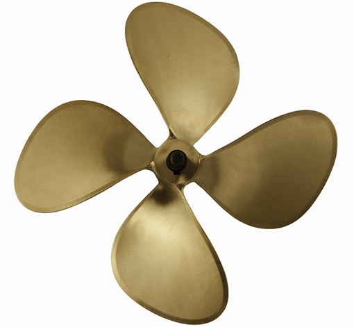 Picture of 19 inch DynaQuad 4 Blade Bronze