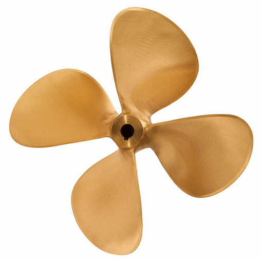 Picture of 18 inch DQ469 4 Blade Bronze
