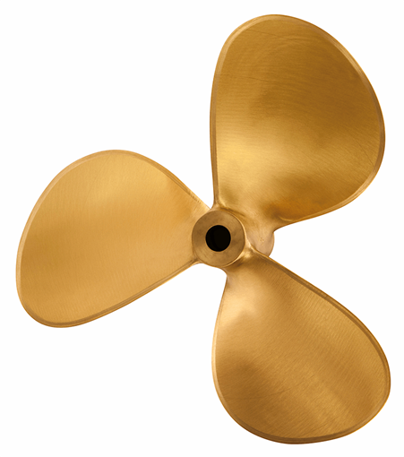 Picture of 12 inch 3 Blade MP3 Bronze