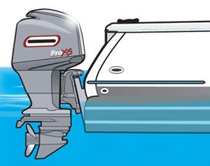 Picture for category Boat props by outboard marine engine