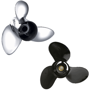 Picture for category Outboard propellers by Material