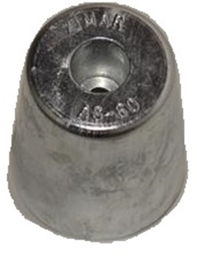 Picture of AS-45 Zimar Nut Zinc