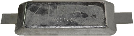 Picture of P-10K Zimar Weld On Plate Zinc