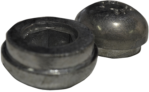 Picture of SP-2 Zimar Nut Zinc