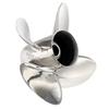 Rubex HR4 Stainless 13-1/2 x 13 LH 9454-135-13 prop