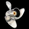 stainless steel propeller for Yamaha