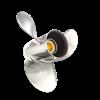 stainless steel propeller for JOHNSON/EVINRUDE/BRP 9.9-15HP 11
