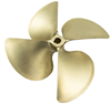 ACME 1235 propeller for ski and wake boats