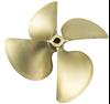 ACME 845 ski wake boat propeller