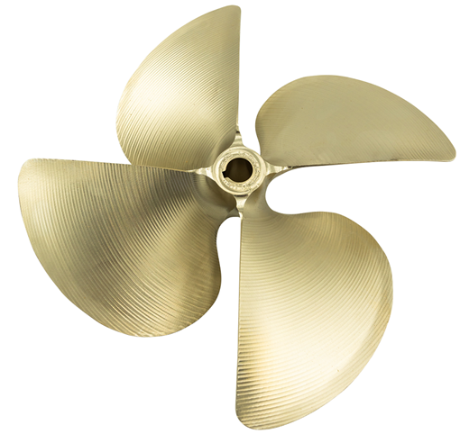 ACME 537 propeller for ski wake boats