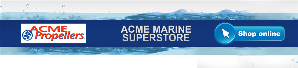 ACME Marine wake propellers
