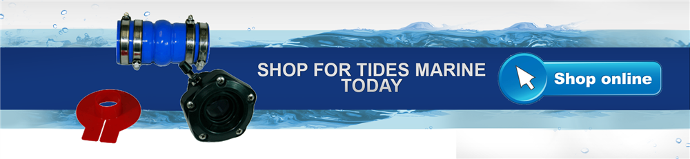 Tides Marine Shaft Seals on sale at Propeller Depot
